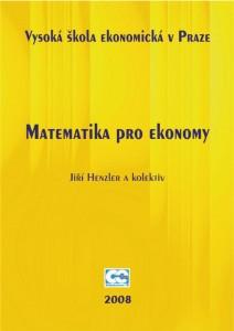 Henzler_Matematika pro ekonomy