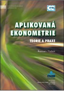 Hušek_Aplikovaná ekonometrie