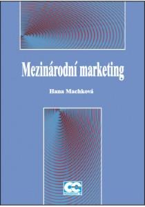 Machková_Mazinárodní marketing