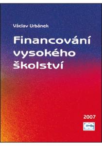 Urbánek_Financování vysok