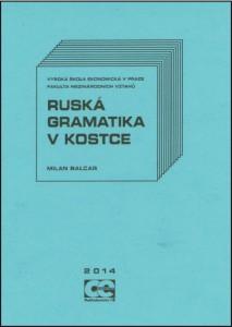 Balcar_Ruská gramatika v kostce