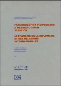 Dvořáková_Francouzšina v diplomacii 2013