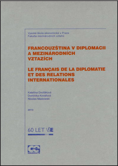 Výsledek obrázku pro francouzština v diplomacii