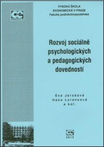 Jarošová_Rozvoj soc psych dov_2012