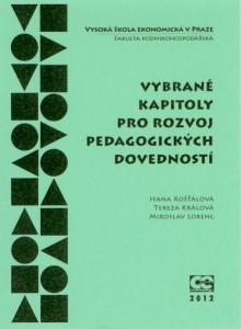 Košťálová_Vybrané kap pro rozvoj pedag_2012