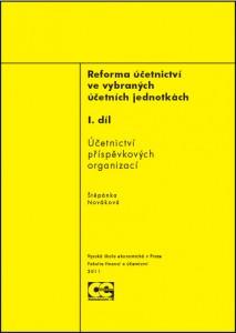 Nováková_Reforma účet I díl_2011