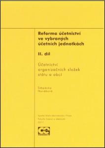 Nováková_Reforma účet II díl_2011