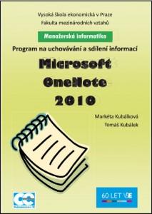 KUBÁLEK_OneNote 2010