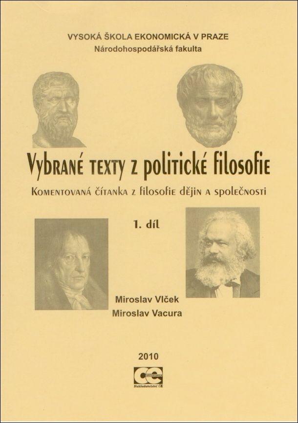 Vlček,Vacura_Vybrané texty z pol. filosofie 1