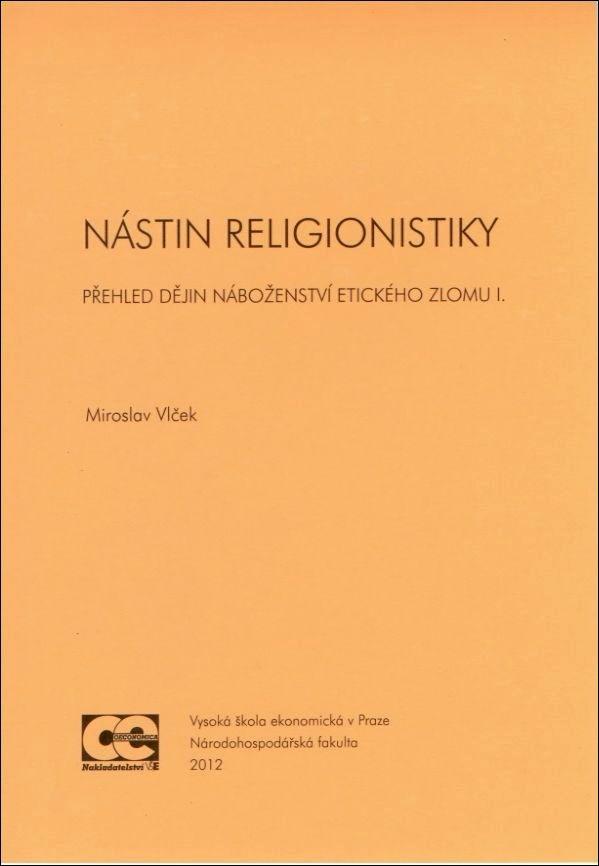 Vlček-Nástin religionistiky